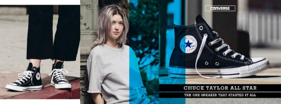 CONVERSE | Convexo Loja On-Line All Star, Vans, Melissa, Keds