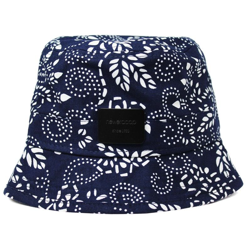 CHAPÈU NEW ERA BUCKET BLUE CALICO