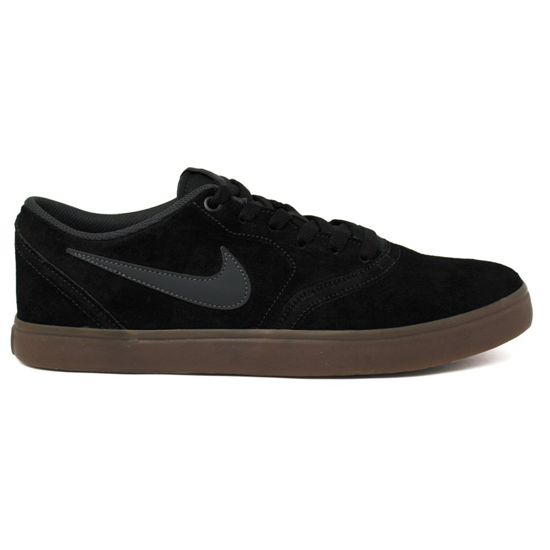 NIKE SB CHECK SOLAR BLACK/ANTHRACITE/DARK BROWN