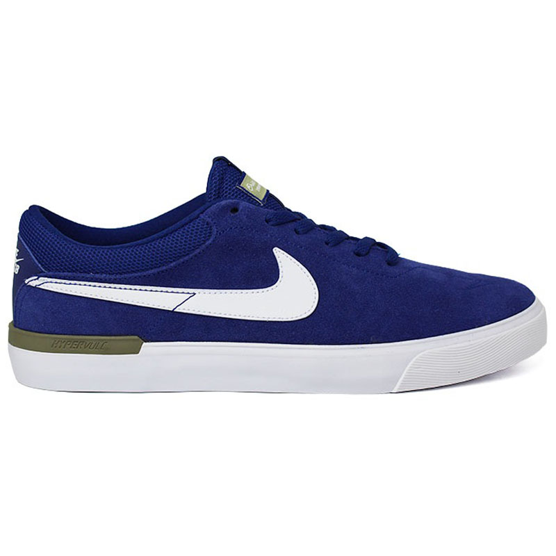TÊNIS NIKE KOSTON HYPERVULC UNIV DEEP ROYAL /WHITE