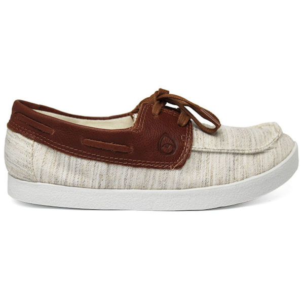 PERKY DOCK SHOES OAT