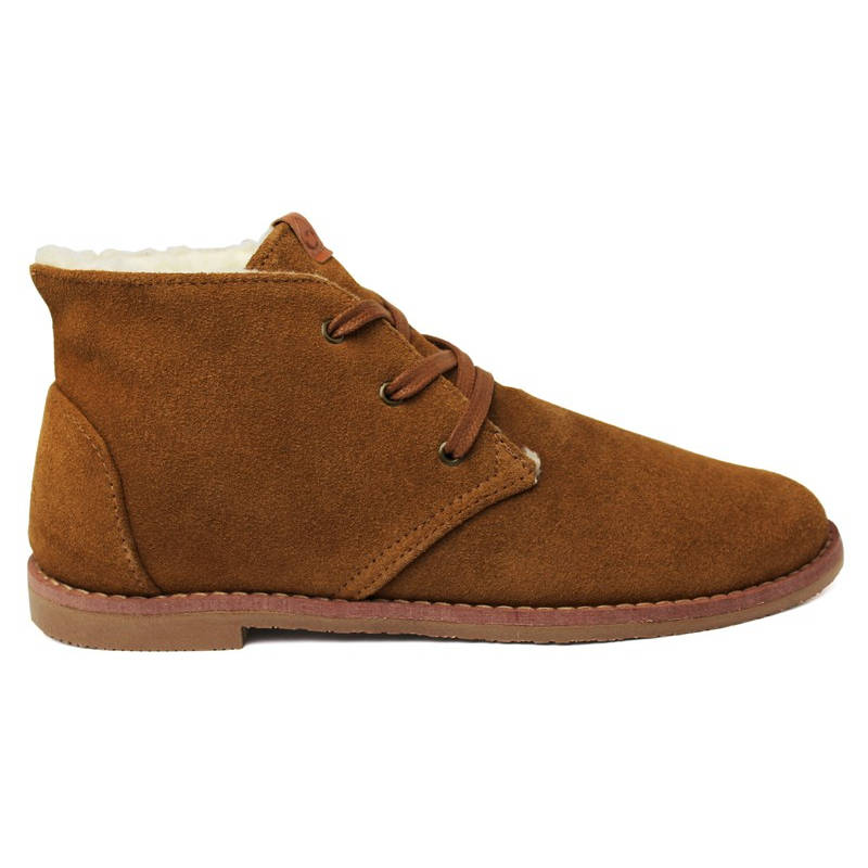 PERKY WALKER BOOT CAMEL