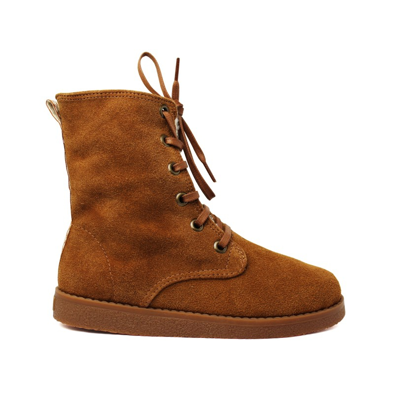 MOUNTAIN BOOT PELO CAMEL