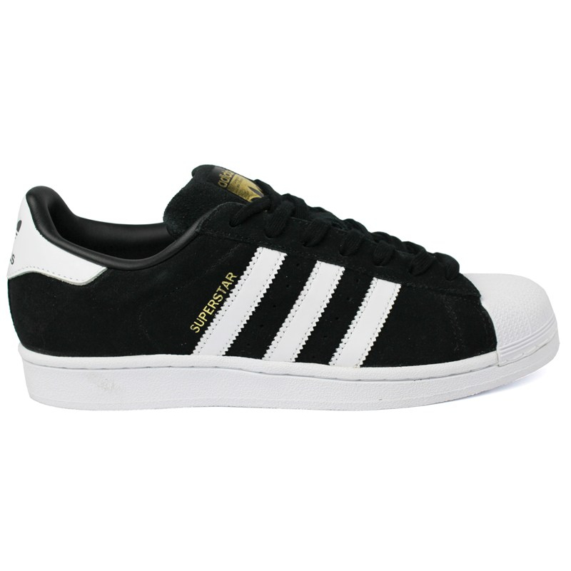 TÊNIS ADIDAS SUPERSTAR BLACK/FTWR WHITE/BLACK