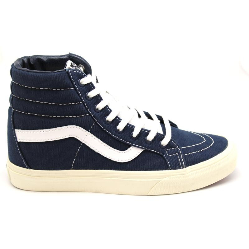 TÊNIS VANS SK8 HI REISSUE DRESS BLUES-MARSHMALOW