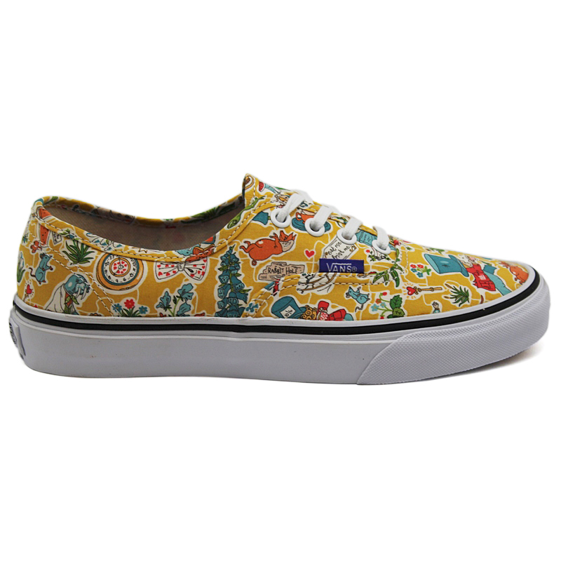 TÊNIS VANS AUTHENTIC LIBERTY WONDERLAND
