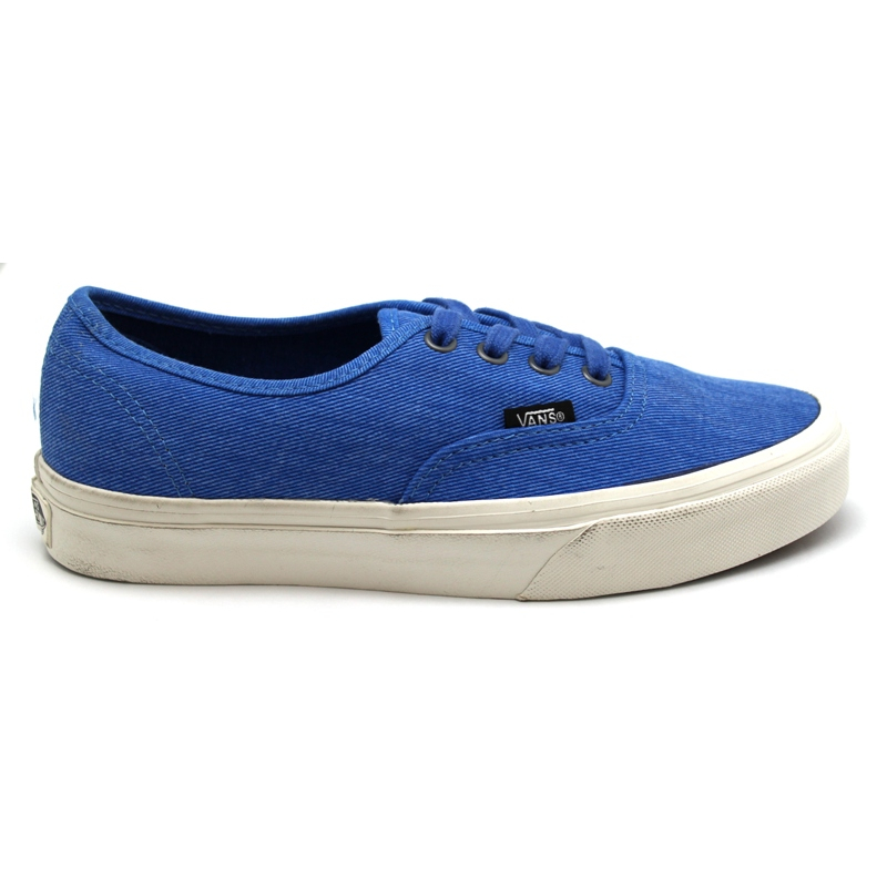TÊNIS VANS AUTHENTIC OVERWASHED NAUTICAL BLUE