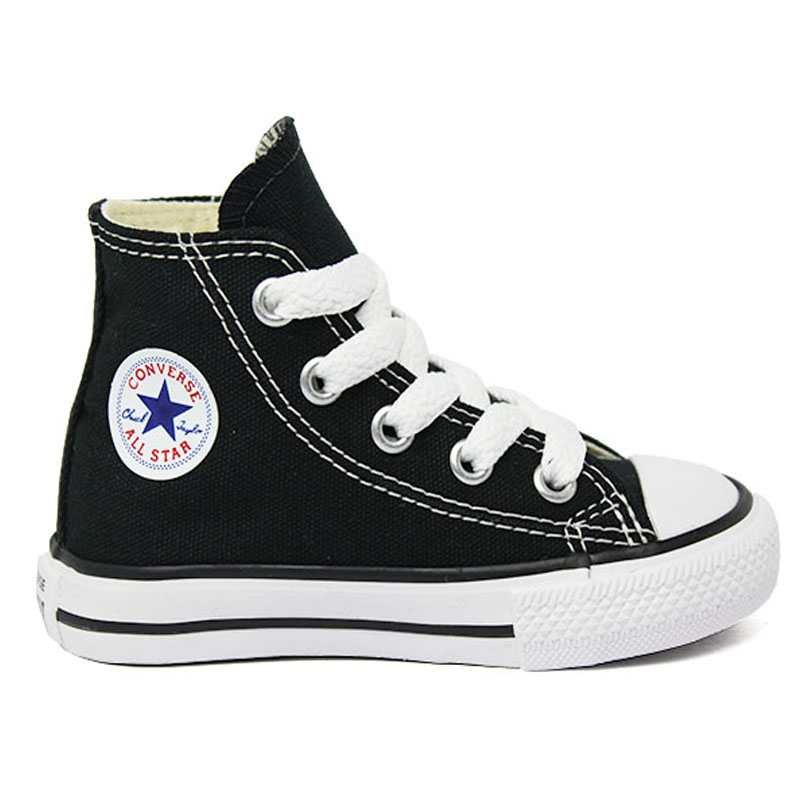 ALL STAR BABY CORE HI PRETO