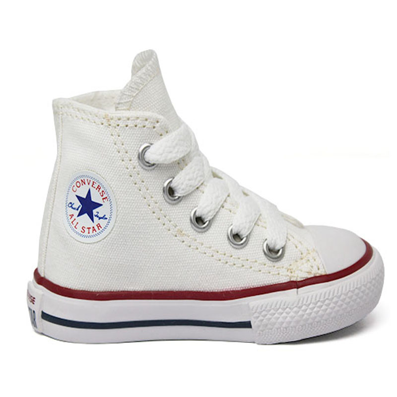 ALL STAR BABY CORE HI BRANCO