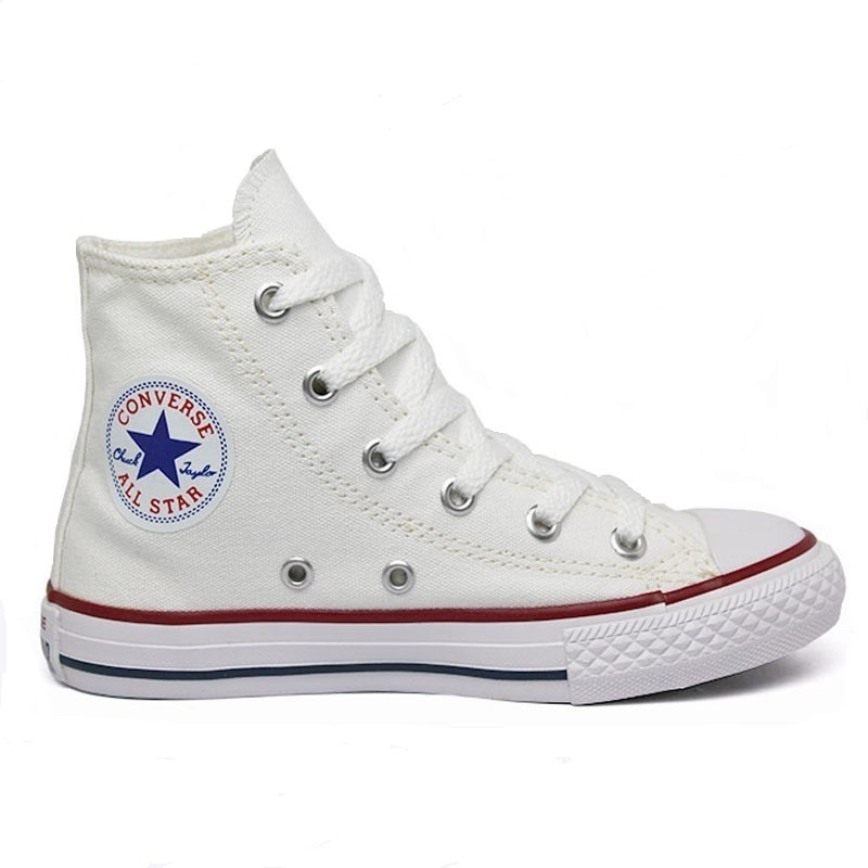 ALL STAR INFANTIL CORE HI BRANCO