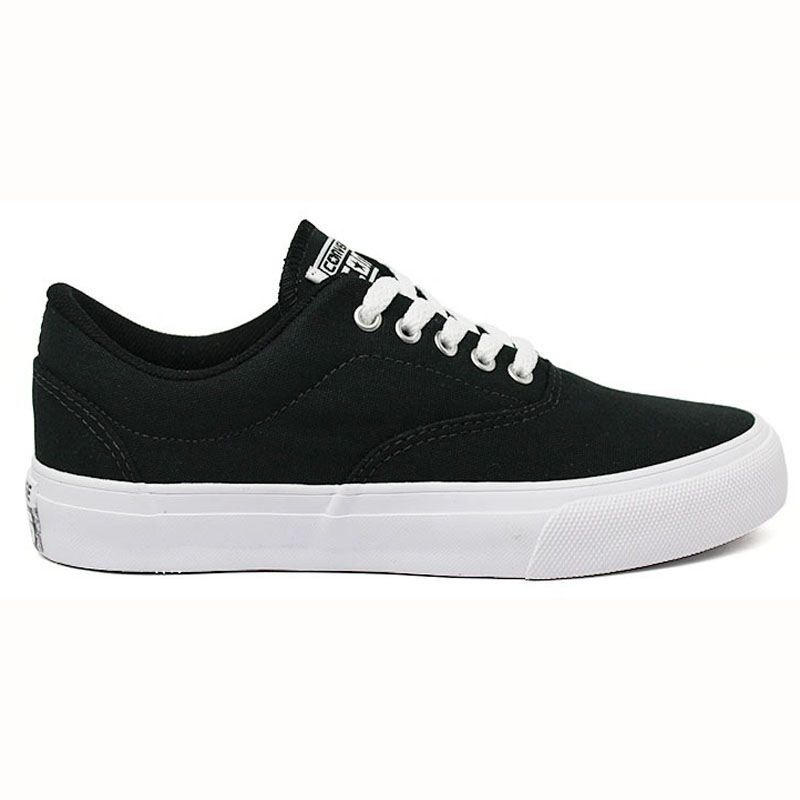 ALL STAR SKIDGRIP CVO OX PRETO/PRETO/BRANCO