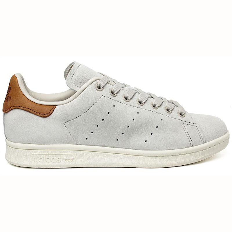 ADIDAS STAN SMITH COLLECTION OFF WHT/BEGE