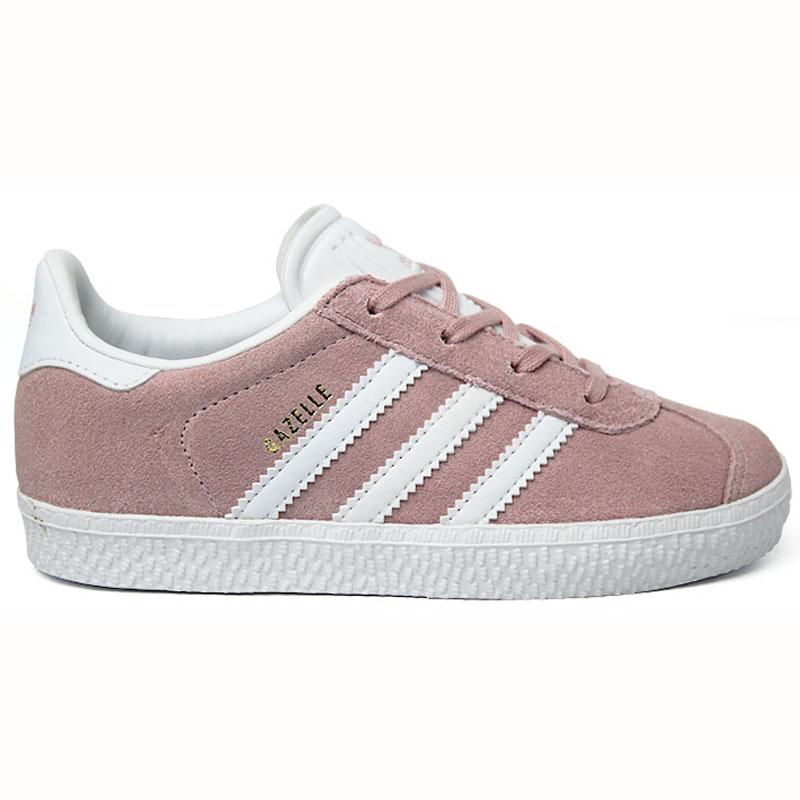 TENIS ADIDAS KIDS GAZELLE I ROSE