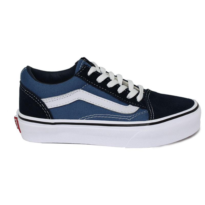 TÊNIS KIDS VANS OLD SKOOL NAVY