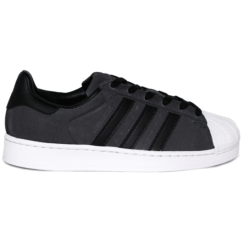TÊNIS ADIDAS SUPERSTAR W BLACK/WHITE