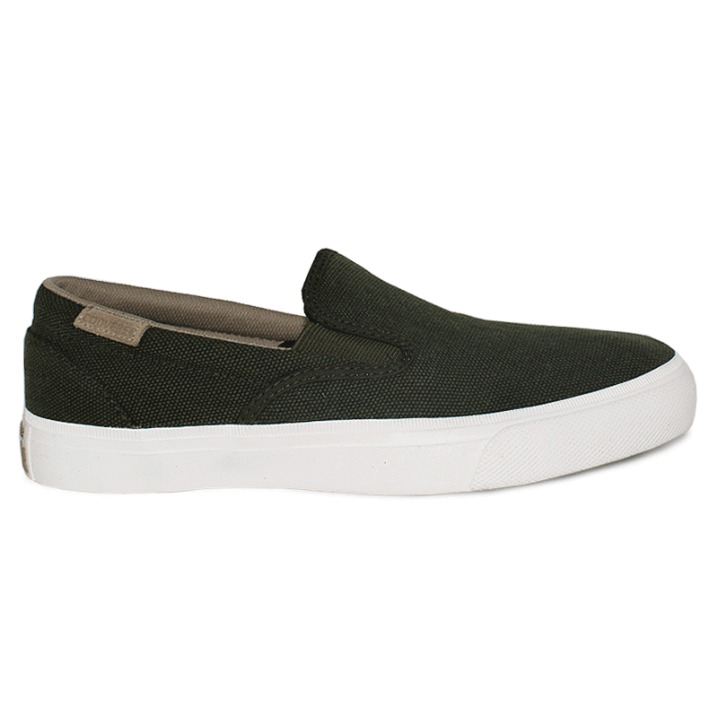 ALL STAR SLIP ON VERDE MUSGO/CAQUI