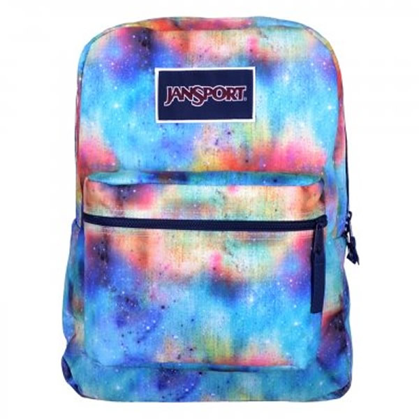 MOCHILA JANSPORT MULTI SPECKLED SPACE