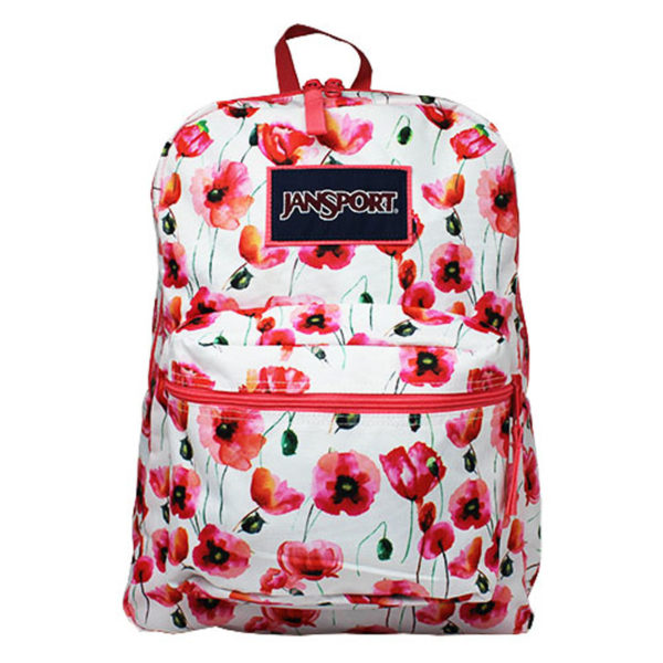 MOCHILA JANSPORT MULTI CALI POPPY