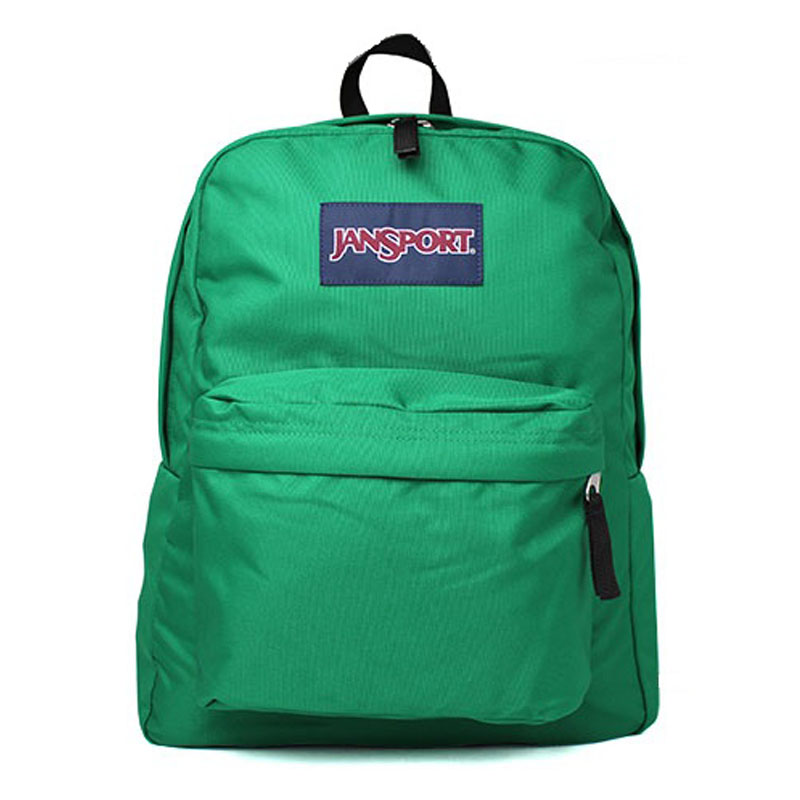 MOCHILA JANSPORT SUPERBREAK AMAZON GREEN