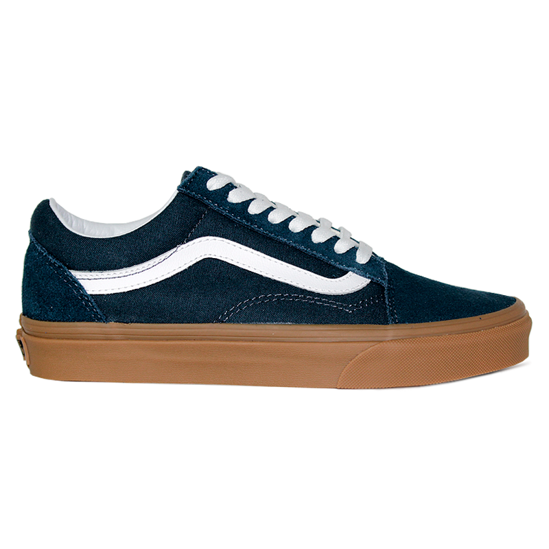 TÊNIS VANS OLD SKOOL REFLECTING POND/GUM