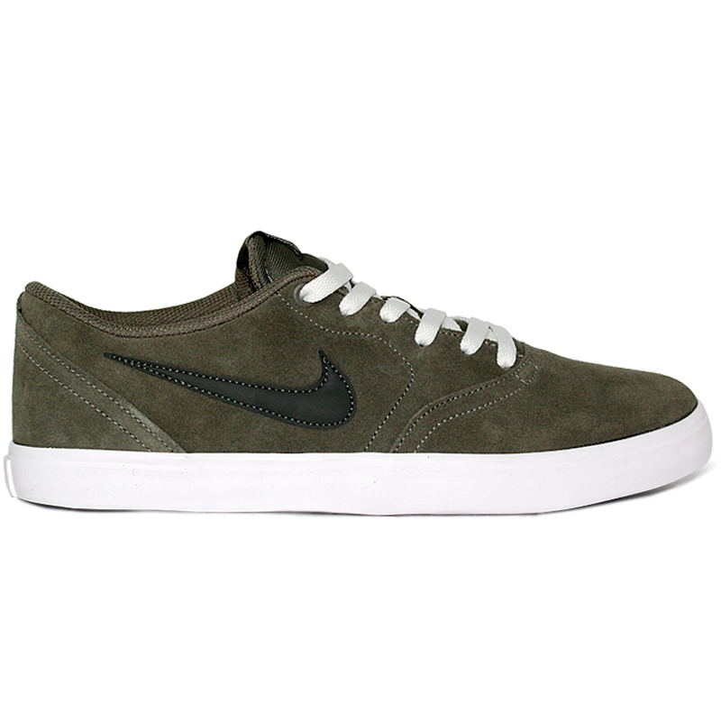 TÊNIS NIKE SB CHECK SOLAR MEDIUM OLIVE