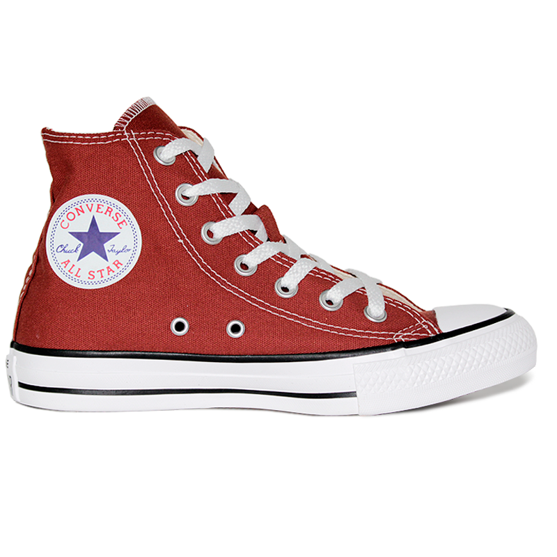88f3716eb98 ALL STAR SEASONAL HI PEDRA VERMELHA é na Convexo!