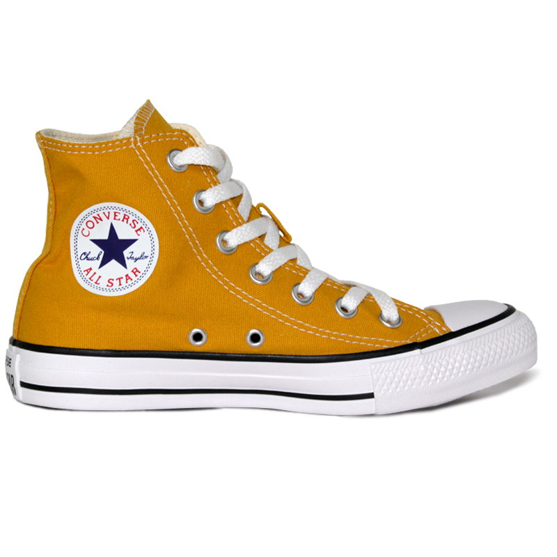 18cec07b831 ALL STAR SEASONAL HI AMARELO MINÉRIO é na Convexo!