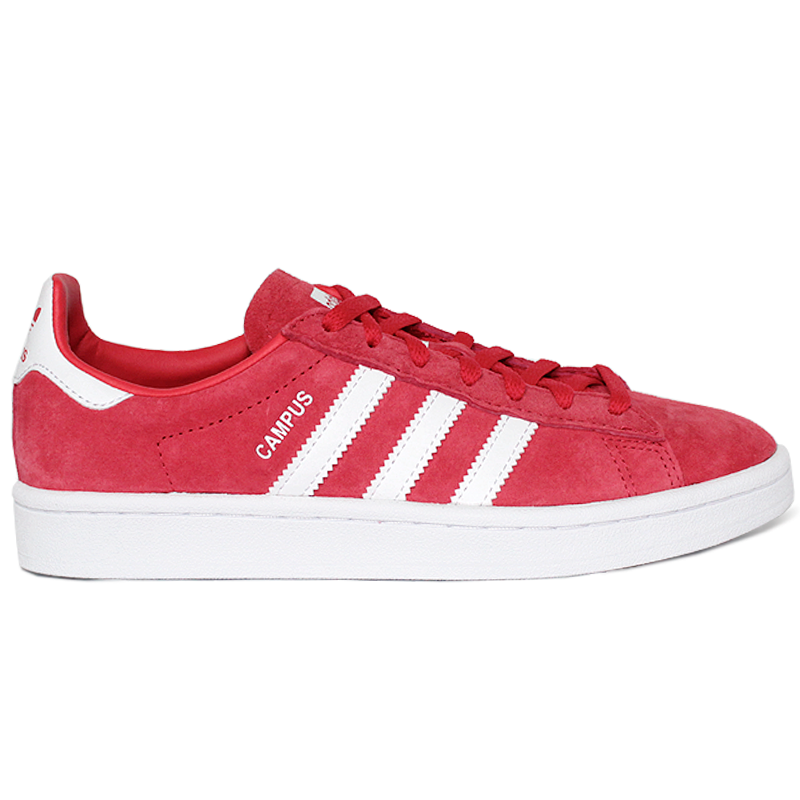 TÊNIS ADIDAS CAMPUS W RAY RED/RUNNING WHITE
