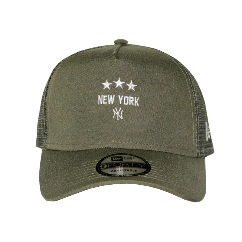 BONÉ NEW ERA TRUCKER NEYYAN MILITARY