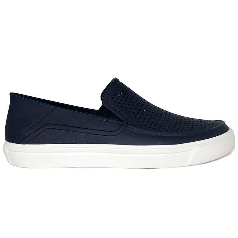 CROCS CITILANE ROKA SLIP-ON NAVY/WHITE MASCULINO