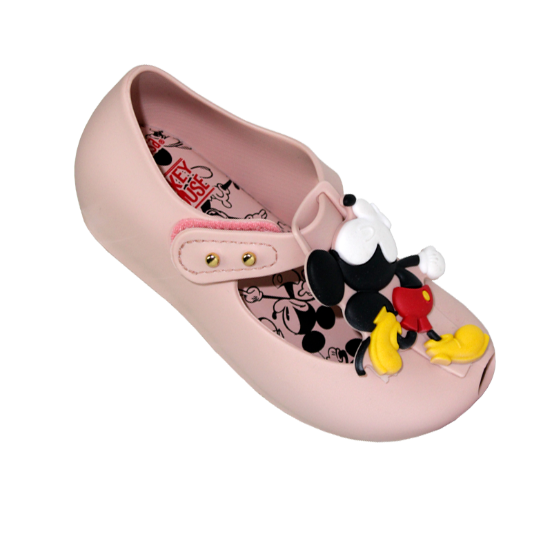 MINI MELISSA ULTRAGIRL + DISNEY TWINS II BB ROSA