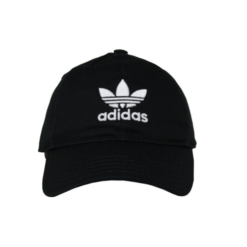 BONE ADIDAS TREFOIL BLACK