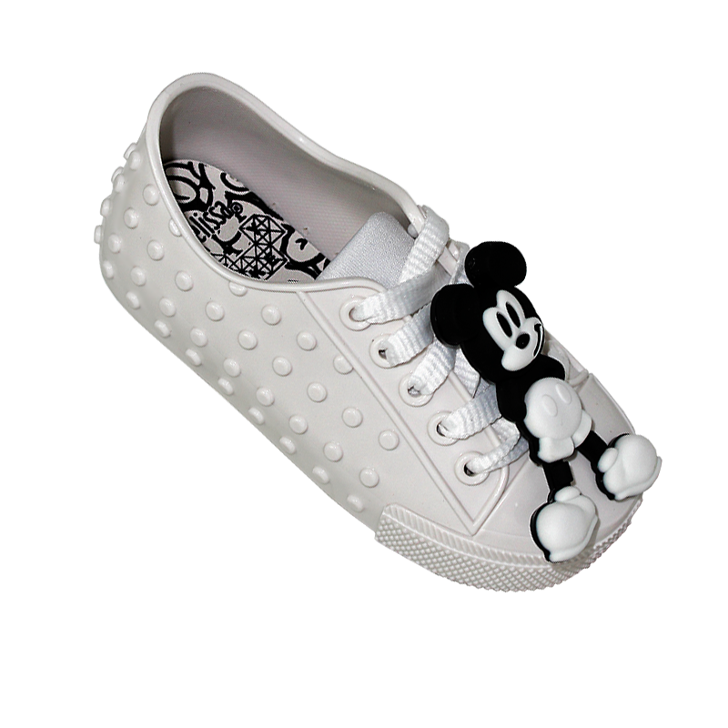 MINI MELISSA POLIBOLHA + DISNEY BB BRANCO