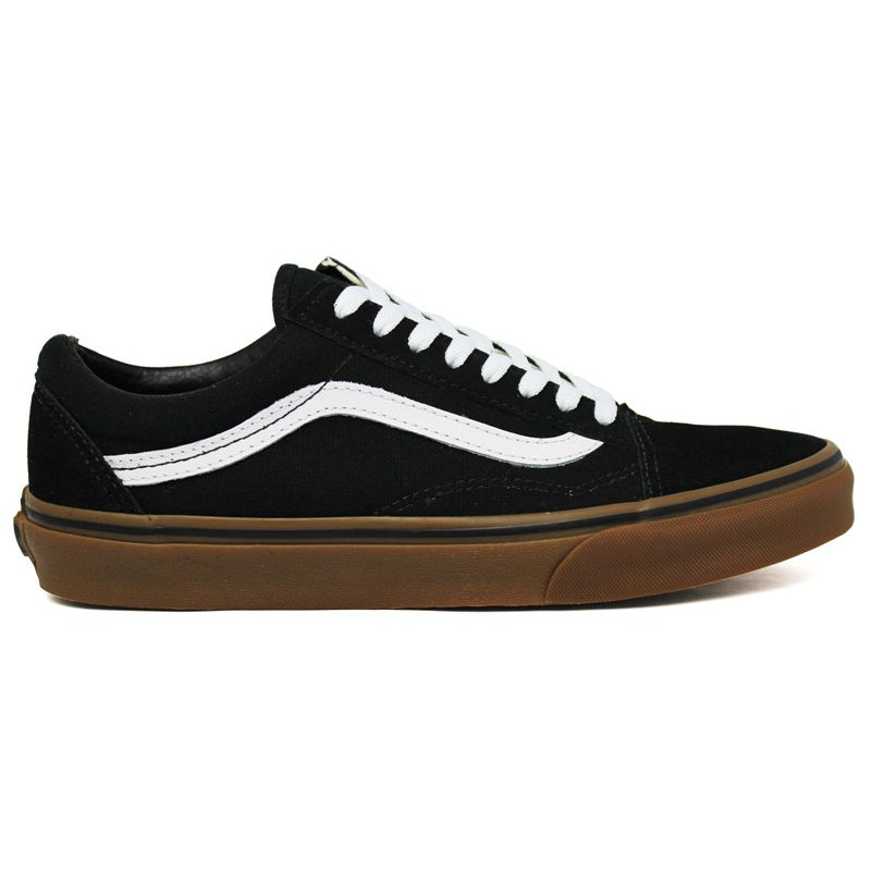TÊNIS VANS OLD SKOOL GUMSOLE BLACK