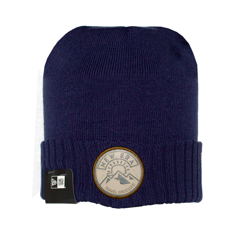 GORRO NEW ERA WARDERLUST TRAVEL NAVY