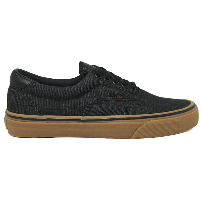 TÊNIS VANS ERA 59 DENIM C&L BLACK/GUM