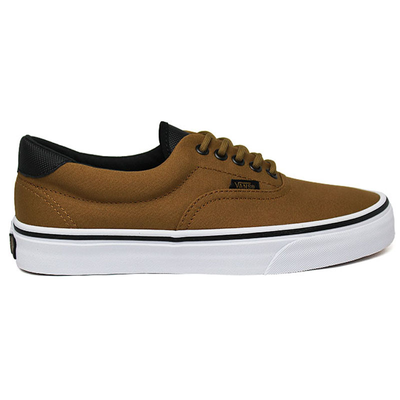 TÊNIS VANS ERA 59 CANVAS MILITARY BRISTRE/WHITE