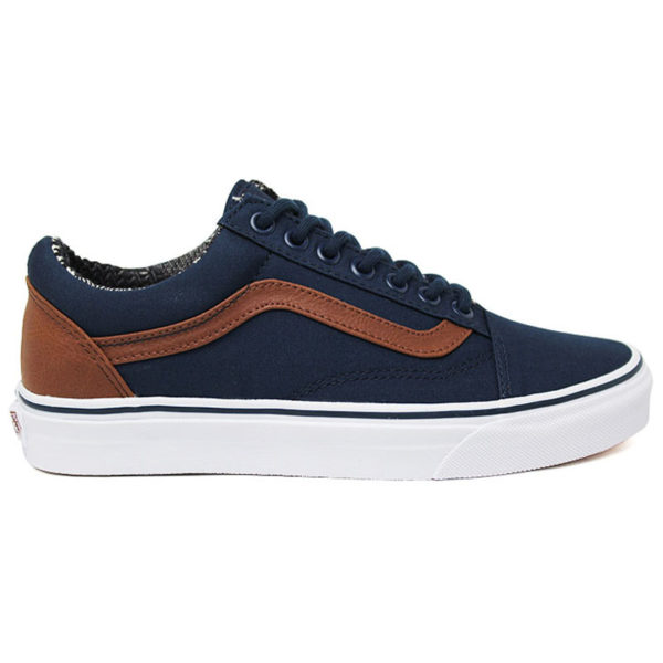 TENIS VANS OLD SCHOOL DRESS BLUES/MATERIA