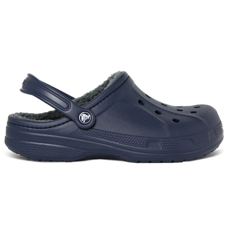 CROCS WINTER CLOG NAVY/CHARCOAL