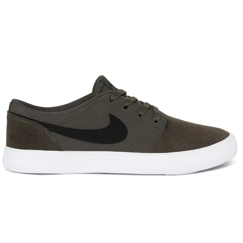 NIKE SB PORTMORE II SOLAR RIDGEROCK/LIGHT BONE