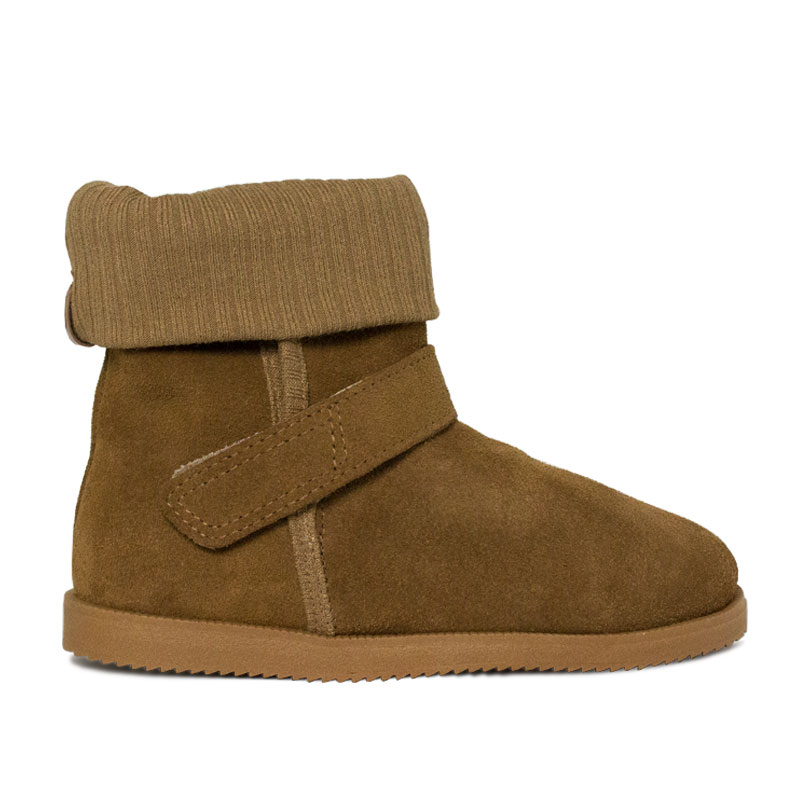 PERKY MOON BOOT KIDS CAMEL