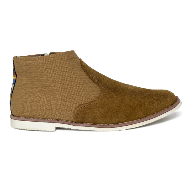 PERKY WESTERN BOOT CAMEL