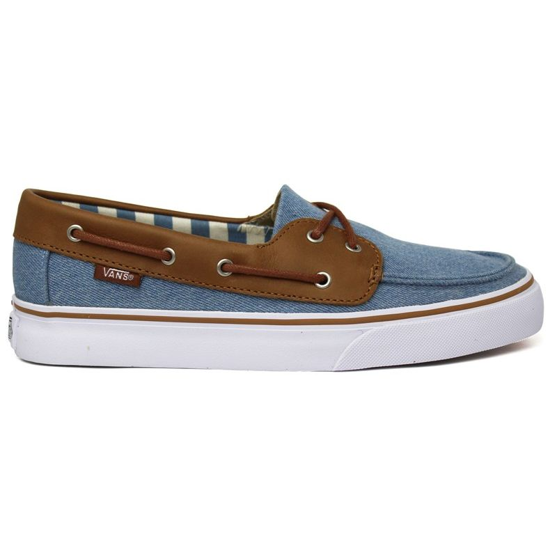 TÊNIS VANS CHAUFFETTE D&L LIGHT DENIM