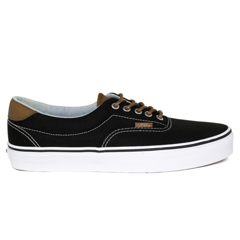 VANS ERA 59 BLACK/ACID DENIM