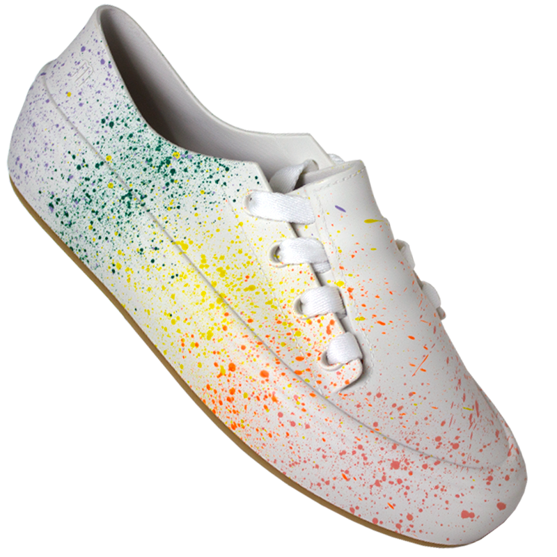MELISSA ULITSA SNEAKER SPLASH BRANCO COLOR