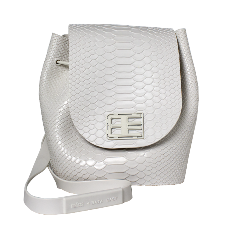 BOLSA MELISSA BAG PACK EAST BRANCO