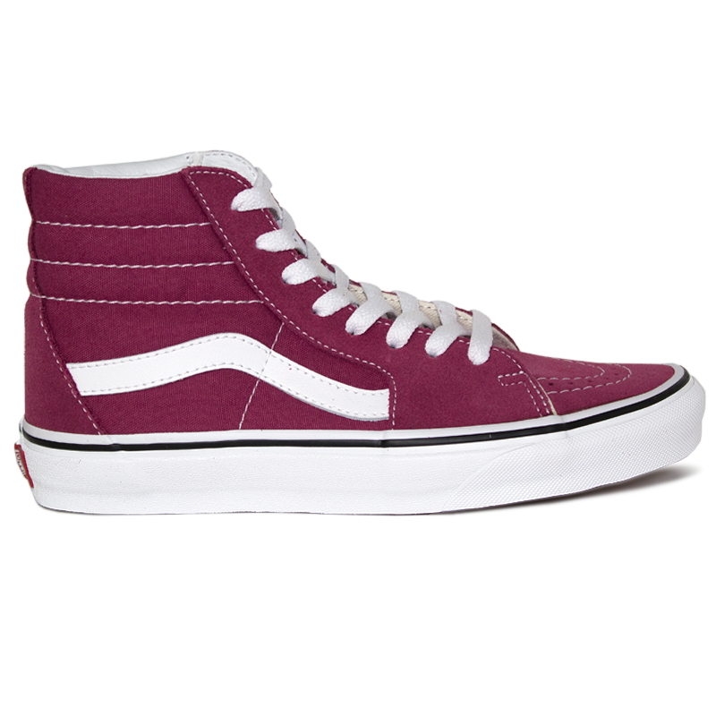 TENIS VANS SK8 HI DRY ROSE/TRUE WHITE