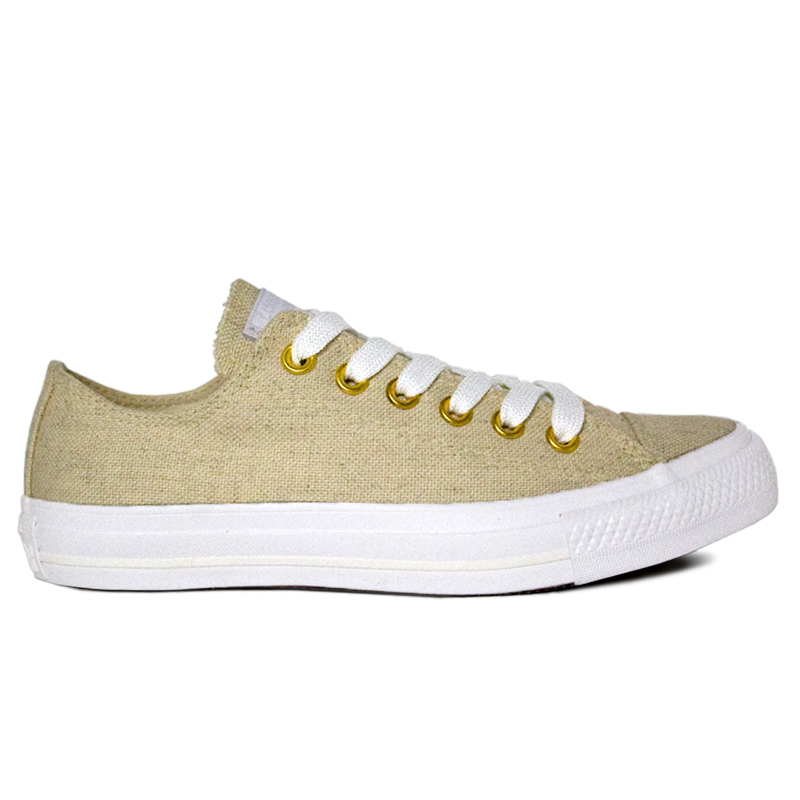 ALL STAR SEASONAL LINHO OX BEGE NATURAL