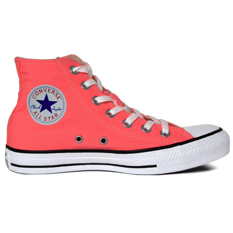 ALL STAR SEASONAL HI LARANJA FLUOR
