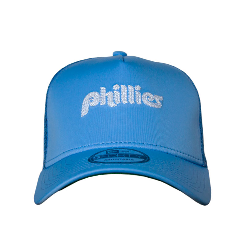 BONÉ NEW ERA TELINHA PHILIPS LIGHT BLUE